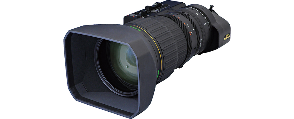 [photo] 2/3 inch HD ENG lens model HA42×9.7BERD