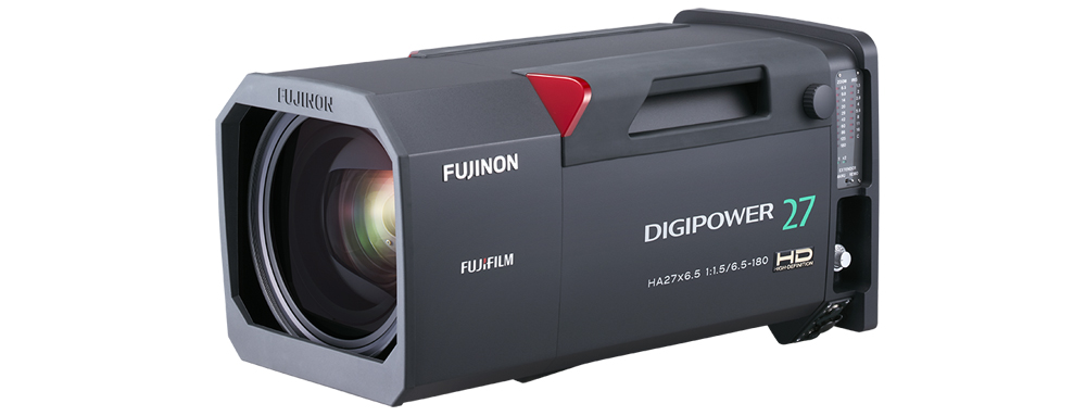 [photo] 2/3 inch Studio / Field Box lens model HA27x6.5BESM