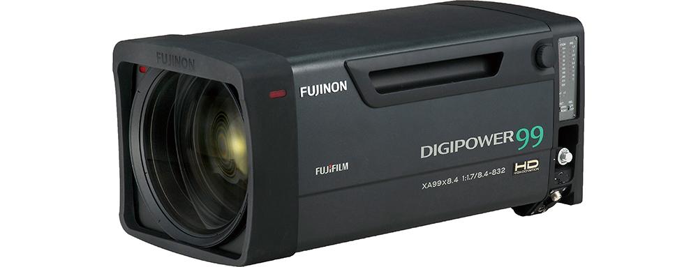 [photo] 2/3 inch Studio / Field Box lens model XA99x8.4BESM