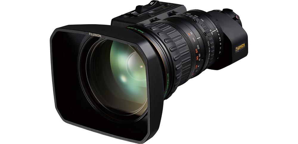 [photo] 2/3 inch HD ENG lens model HA25×16.5BERD