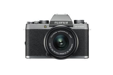 """[Photo]Mirrorless digital camera """"FUJIFILM X-T100"""""""