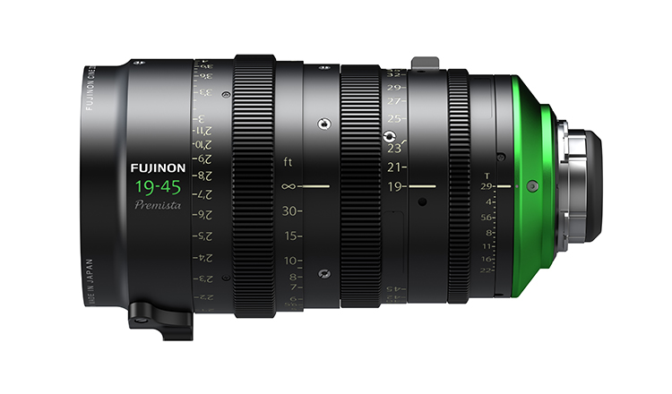 [photo] Premista19-45mm T2.9 zoom lens
