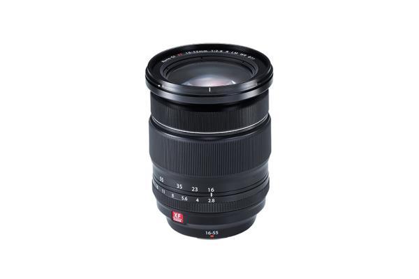 [photo] Fujifilm XF16-55mmF2.8 R LM WR zoom lens - Black