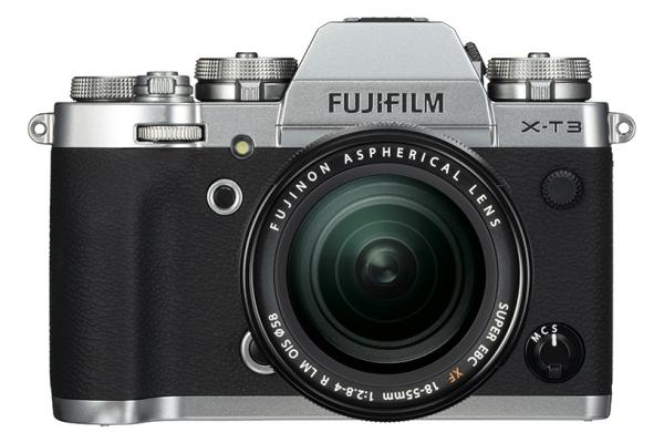 [photo] Fujfilm X-T3 Camera System - Silver and Black