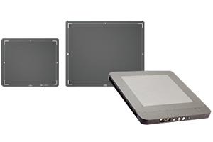 [zdjęcie] 3 matryce detektora cyfrowego — DynamIx FXR, FXR Pads