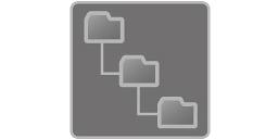 [obraz] Struktura folderów składająca się z 3 folderów
