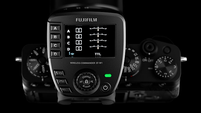 Wireless Commander EF-W1