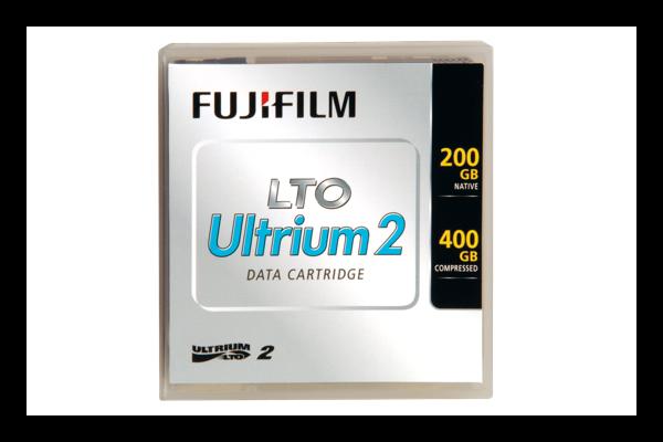 Suporte de dados Fujifilm LTO Ultrium 2