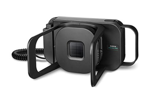 "[Photo]Portable X-ray unit ""CALNEO Xair"""