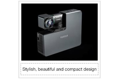 [Photo]Stylish, beautiful and compact design