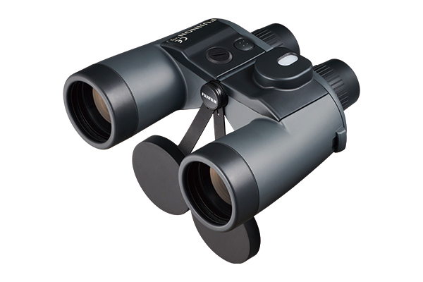 [photo] 7 × 50 WPC-XL black binoculars with compass on top