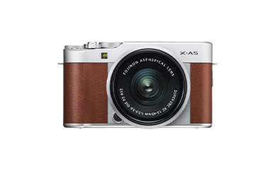 "[Photo]Mirrorless digital camera ""FUJIFILM X-A5"""