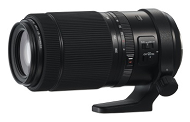 "[image]Interchangeable lens for GFX series digital cameras ""FUJINON Lens GF100-200mmF5.6 R LM OIS WR"""