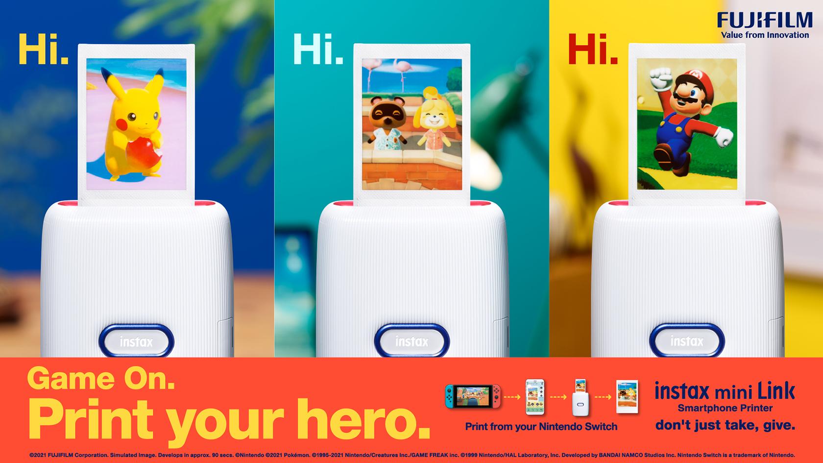 [image]Game On. Print your hero.