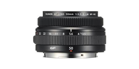 FUJINON Lens GF50mmF3.5 R LM WR