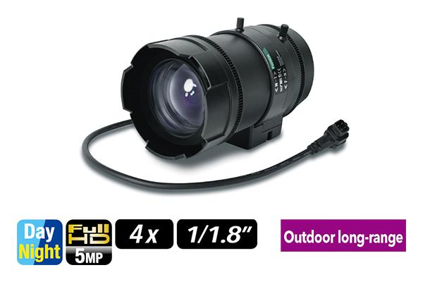 [photo] DV4x12.5SR4A-SA1L varifocal lens on its side