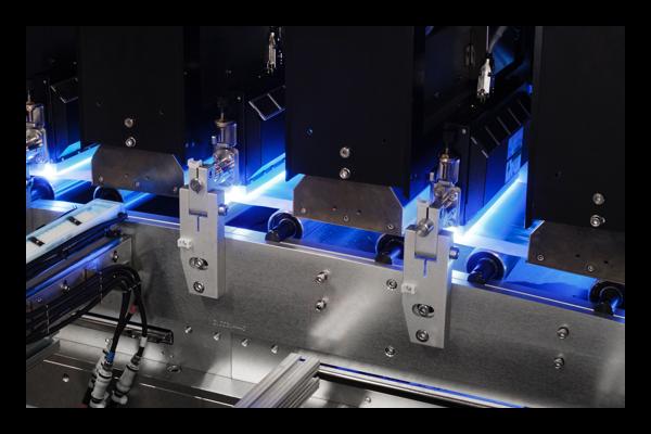 Уменьшенное изображение интеграции технологии струйной печати