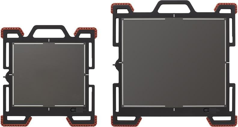 [фото] Панели DynamIxFXR малого и большого размера