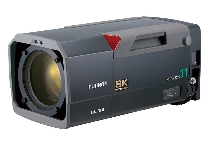 [фото] Студийные 8K/ внестудийные объективы, модель HP11x22.5-SM