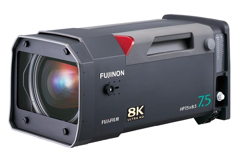 [фото] Студийные 8K/ внестудийные объективы, модель HP7.5x8.5-SM