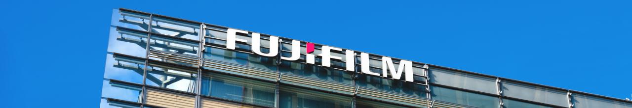 [изображение] О компании Fujifilm