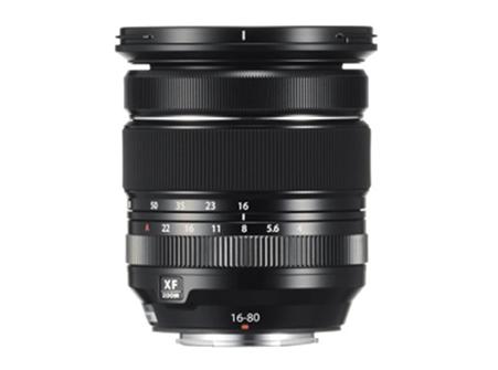 FUJINON Lens XF16-80mmF4 R OIS WR
