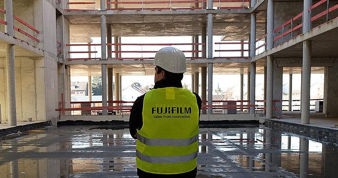 New European Headquarters for Fujifilm
