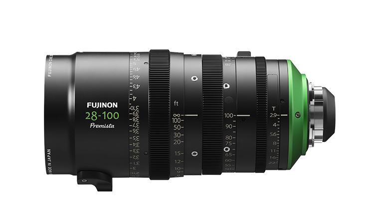 [photo] Premista28-100mm T2.9 zoom lens