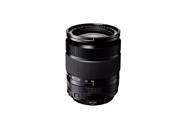 [photo] Fujifilm XF18-135mmF3.5-5.6 R zoom lens - Black