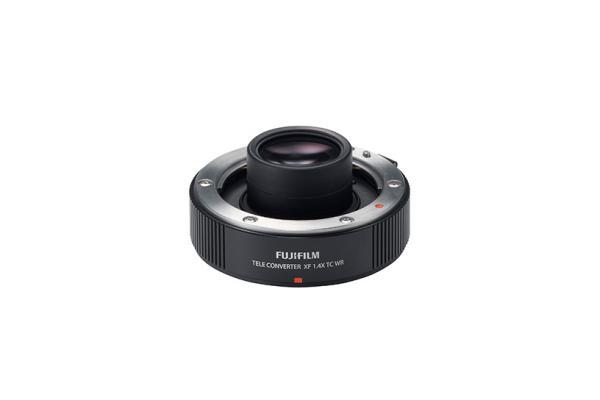 [photo] Fujifilm XF1.4X TC WR lens teleconverter - Black
