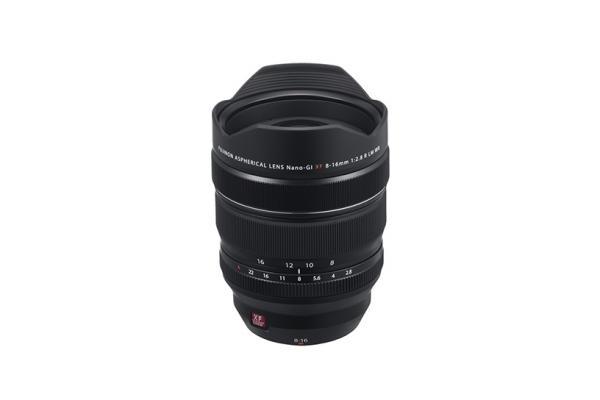 [photo] Fujifilm XF8-16mmF2.8 R LM WR zoom lens - Black