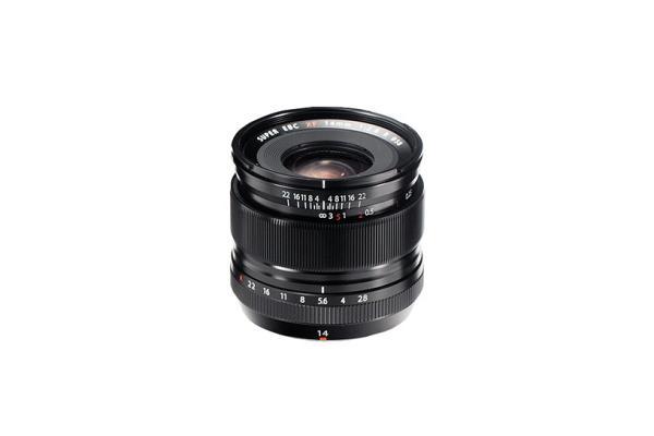[photo] Fujifilm XF14mmF2.8 R prime lens - Black