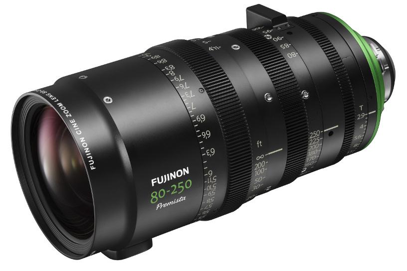 [รูปภาพ]FUJINON Premista 80-250 มม. T2.9-3.5