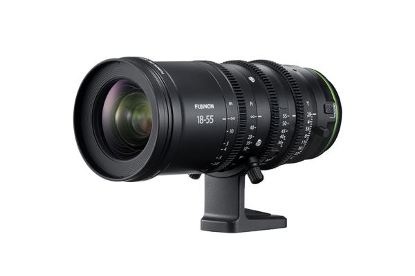 [photo] Fujifilm MKX18-55mmT2.9 X Mount Cine lens - Black