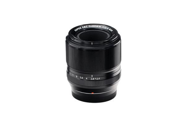 [photo] Fujifilm XF60mmF2.4 R prime lens - Black