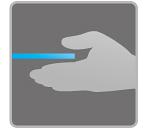 [görüntü] Görüntüleme plakasına uzanan bir el