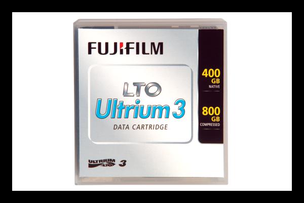 Fujifilm LTO Ultrium 3 veri kartuşu