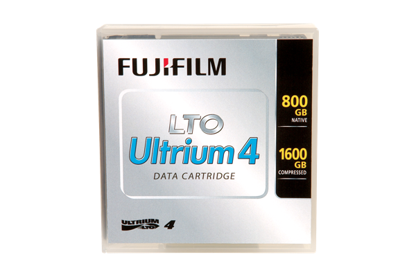 Fujifilm LTO Ultrium 4 veri kartuşu