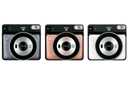 "[Photo]instant camera ""instax SQUARE SQ6"""