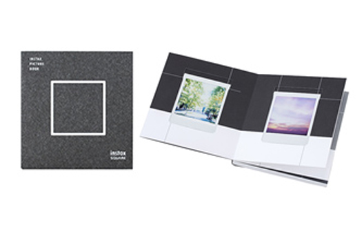 "[Photo]Photo album for instax SQUARE ""instax SQUARE Picture Book"""