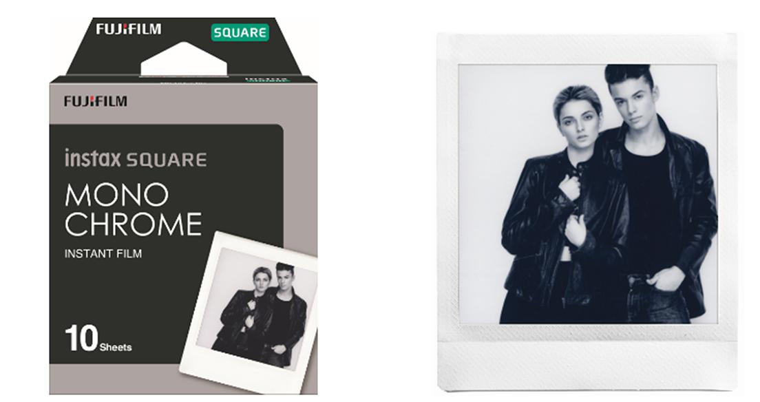 "[Image]Square format film ""MONOCHROME"""