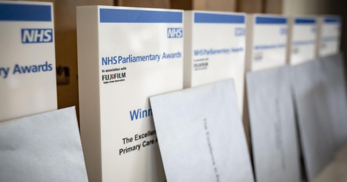 NHS Parliamentary Awards 2020/21