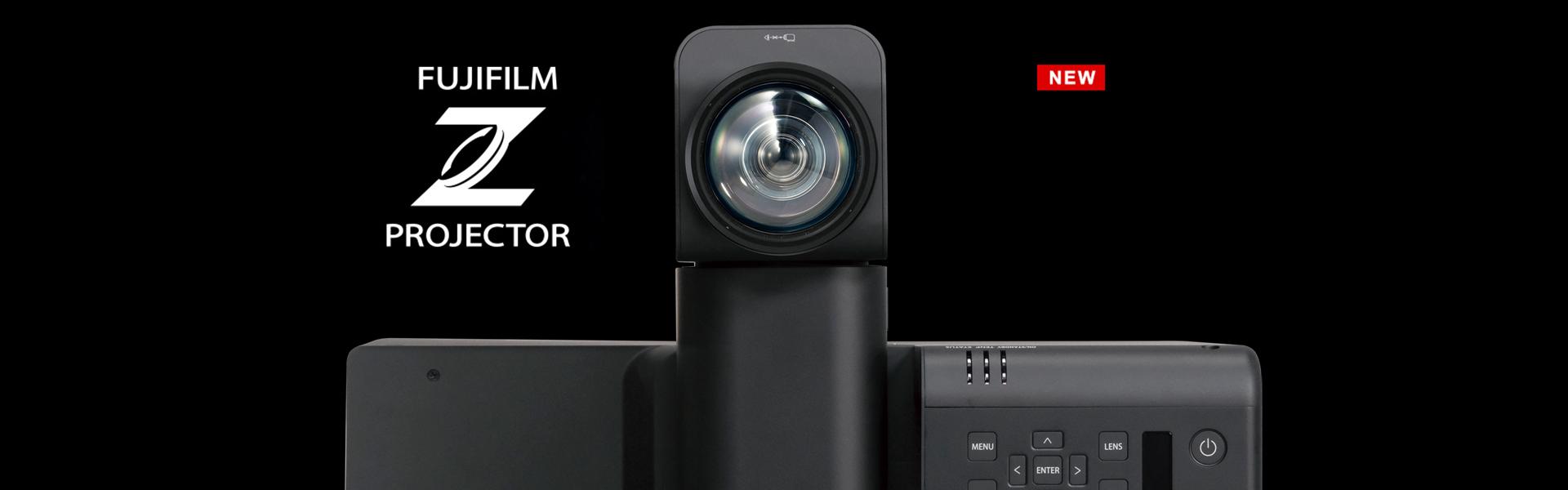 [photo] Fujifilm Z Projector FP-Z8000