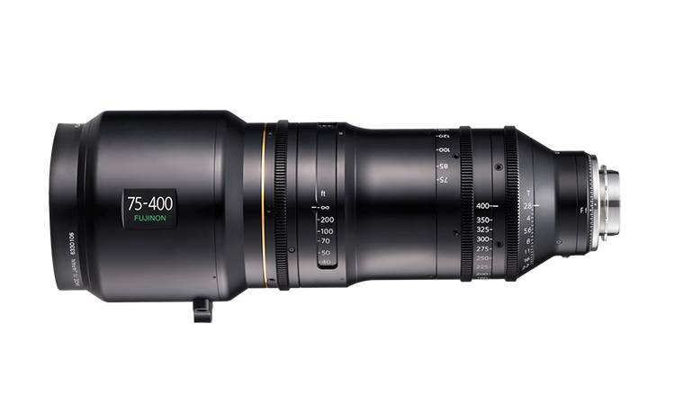 [photo] HK75-400mm T2.8 zoom lens