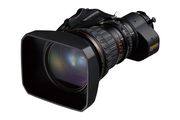 [photo] Fujinon 1/3 inch HD ENG camera lens
