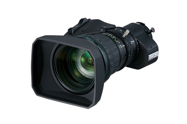 [photo] 4K portable lens model UA18x7.6BERD