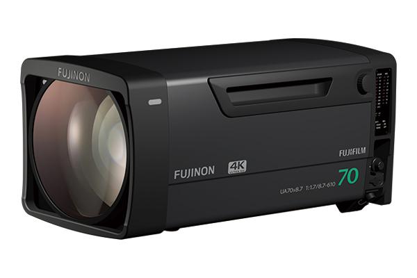 [photo] 4k Studio / Field lens model UA70x8.7BESM