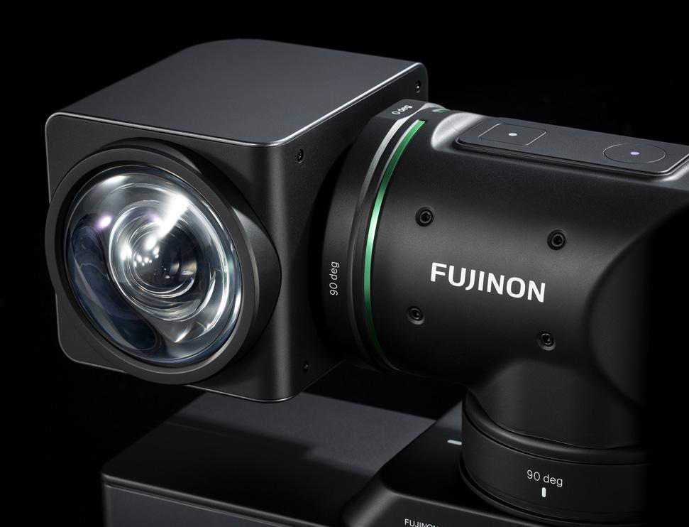 [photo] FP-Z5000 lense