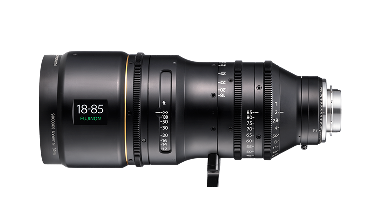 [photo] HK18-85mm T2.0 zoom lens