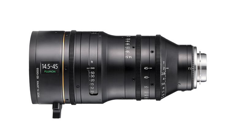 [photo] HK14.5-45mm T2.0 zoom lens